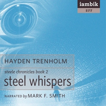 Cover photo of Steel Whispers