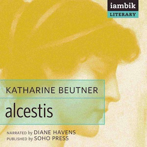 Cover photo of Alcestis