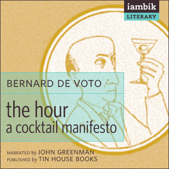 Cover photo of The Hour: A Cocktail Manifesto