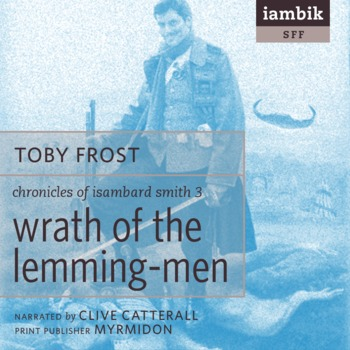 Cover photo of Wrath of the Lemming-Men