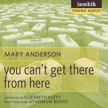 Cover photo of You Can't Get There from Here