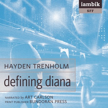 Cover photo of Defining Diana