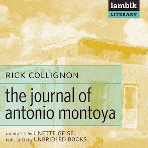 Cover photo of The Journal of Antonio Montoya