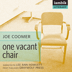 Cover photo of One Vacant Chair