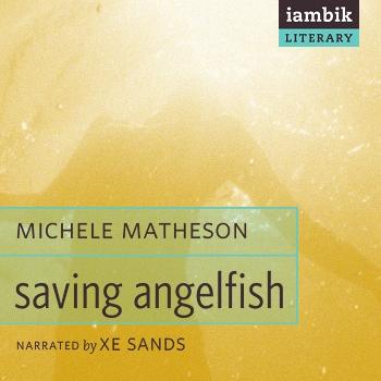 Cover photo of Saving Angelfish