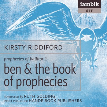 Cover photo of Ben and the Book of Prophecies