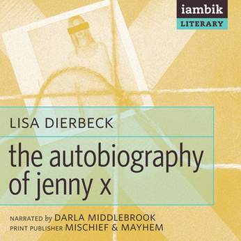 Cover photo of The Autobiography of Jenny X