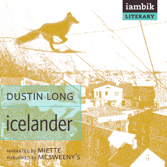 Cover photo of Icelander