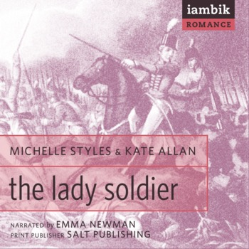 Cover photo of The Lady Soldier