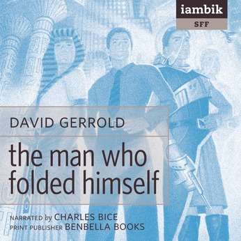 Cover photo of The Man Who Folded Himself