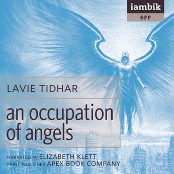 Cover photo of An Occupation of Angels