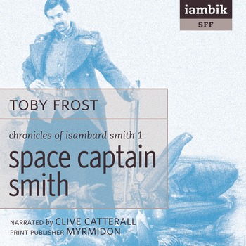 Cover photo of Space Captain Smith