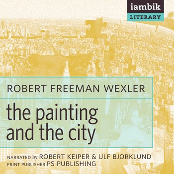 Cover photo of The Painting and The City