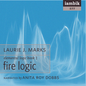 Cover photo of Fire Logic (Elemental Logic Book 1)