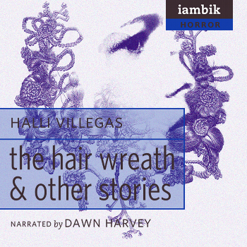 Cover photo of The Hair Wreath and Other Stories