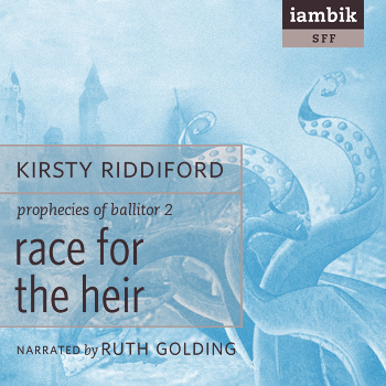 Cover photo of Race for the Heir (Book 2 of the Prophecies of Ballitor)