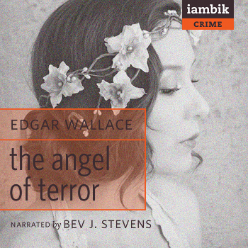 Cover photo of The Angel of Terror