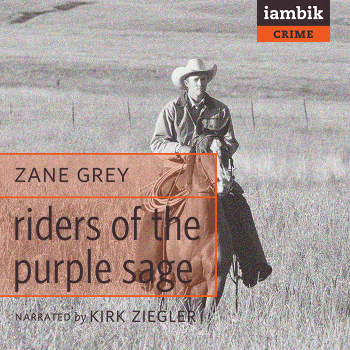 Cover photo of Riders of the Purple Sage